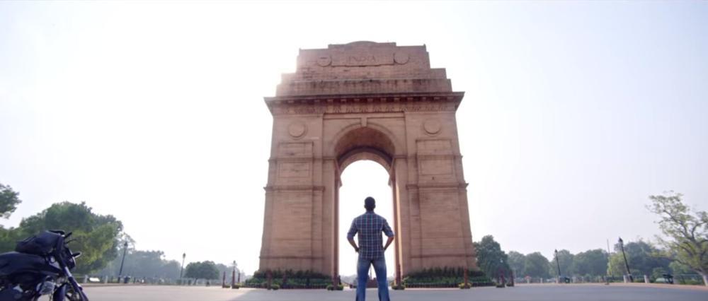 Malhotra at his thinking spot